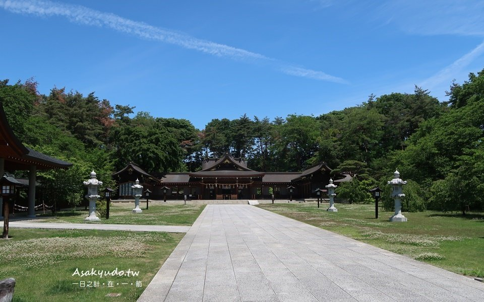 長野縣護國神社弓道場