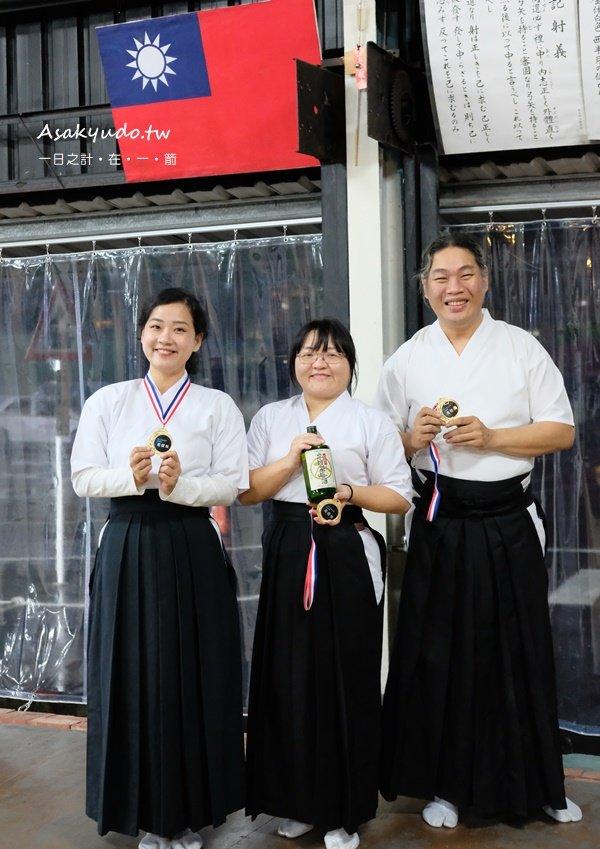 2018夜の弓道大會年終賽